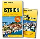 ADAC Reiseführer plus Istrien und Kvarner Bucht: mit Maxi-Faltkarte zum Herausnehmen - Axel Pinck