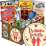 Die besten Schokolade Geschenkkörbe - Traumpaar | Schokolade Korb | Geschenkkorb | Traumpaar Bewertungen