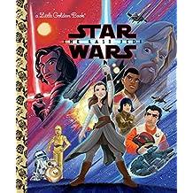 Star Wars: The Last Jedi (Star Wars) (Little Golden Book)