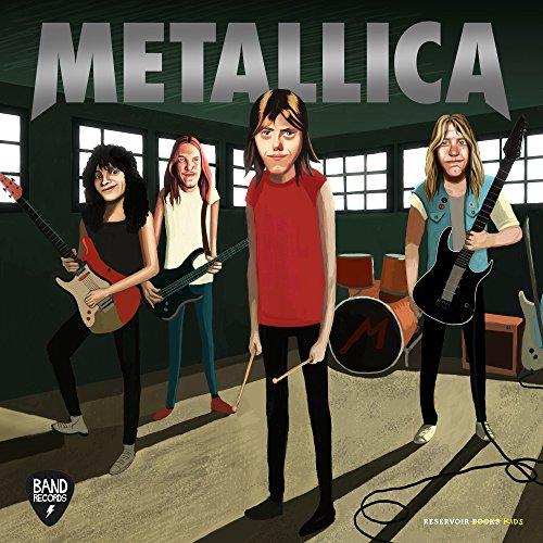 Metallica (Band Records) (Reservoir Kids) por Soledad Romero Mariño