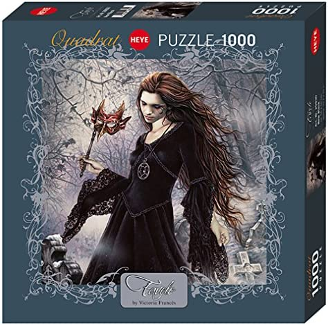 Heye Puzzle New New New Black 1000 Pièces, 29830 | Sale Online  ef2a79