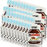 40x Ferrero Nutella Nuss-Nougat-Creme Brotaufstrich Portionspackung 15g