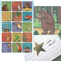 Kids Reward Stickers - Effort and Praise Reward Stickers Sheet
