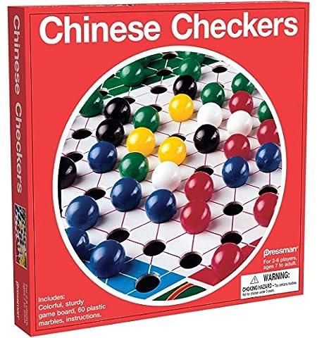 Pressman Spiel Chinese Checkers (evtl. nicht in deutscher Sprache)