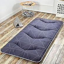 HAOLY Japonés Espesar futón Tatami cojín colchón,Estera de meditación,Cojín de colchón,