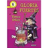 Versos Fritos.Gloria Fuertes(Amarillo) (Biblioteca Gloria Fuertes)