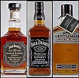 Aktion: Jack Daniel's Paket 3x0