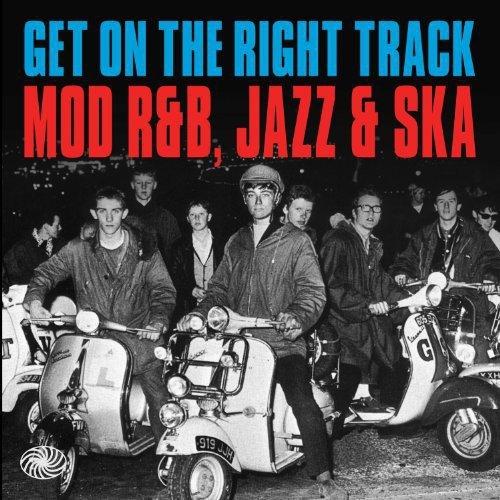 Preisvergleich Produktbild Get on the Right Track / Mod R&B, Jazz&Ska