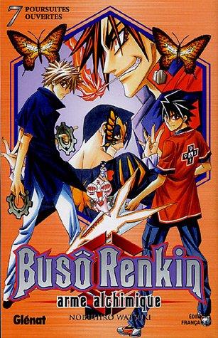 Buso renkin Vol.7