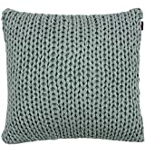 GANT Home Big Knit Kissenhülle 50x50 Chinois Green