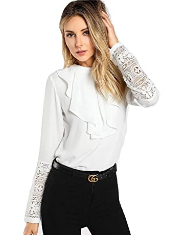 56f875989 Women's Top: Buy Jeans Top online at best prices in India - Amazon.in