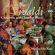Konzerte und Kammermusik [DVD-AUDIO]