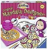 Ravensburger 29878 - Junior Mandala Designer Masha e Orso