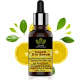Haria Naturals 100% Pure Acid Hydra Boost Under Eye Recovery Serum, Reduces Dark Circles, Puffiness & Wrinkles 30 ml
