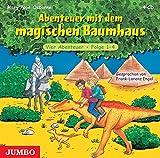 Das magische Baumhaus: Abenteuer mit dem magischen Baumhaus (Folge 1-4)