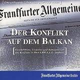 Produkt-Bild: Der Konflikt auf dem Balkan