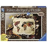 Ravensburger-19915-Wrzige-Weltkarte Ravensburger 19915 – Würzige Weltkarte -