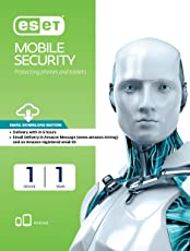Eset Mobile Security for Android 1 Device 1 Year (Email Delivery in 2 hours- No CD)