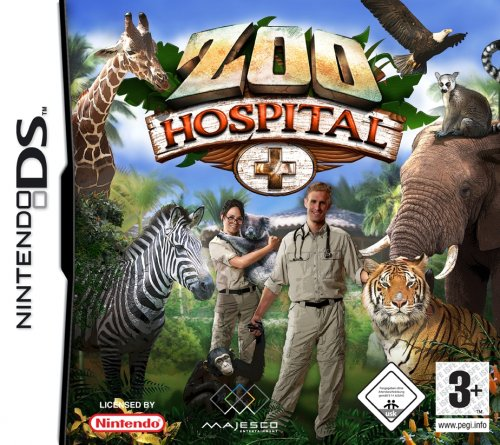 Majesco Zoo Hospital, NDS, (Ds Trattare)