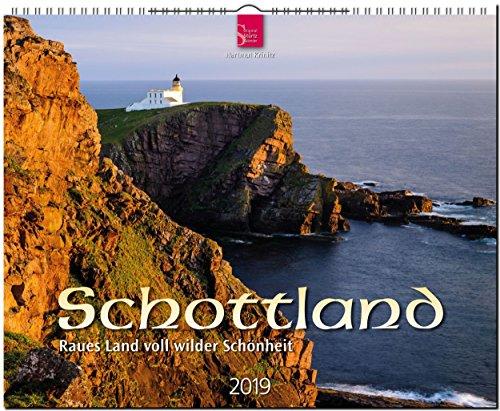 GF-Kalender SCHOTTLAND - Raues Land voll wilder Schönheit 2019 -