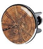 XXL Waschbeckenstöpsel Old Tree, deckt den kompletten Abflussbereich ab, Hochglanz Design ✶✶✶✶✶