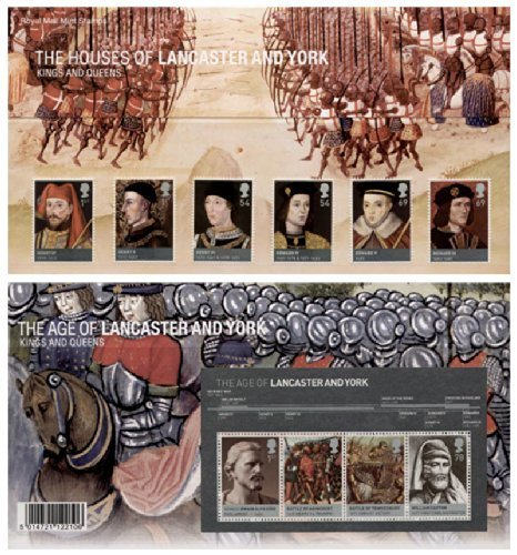 2008-the-houses-of-lancaster-and-york-kings-and-queens-inc-miniature-sheet-commemorative-presentatio