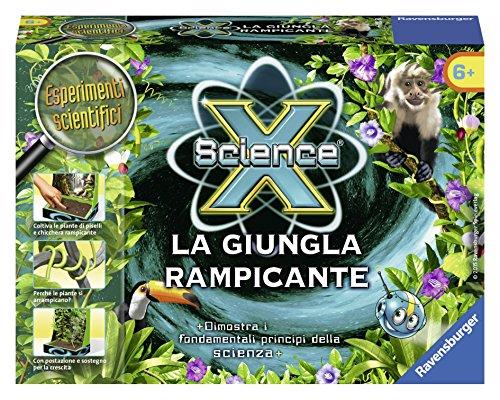 Ravensburger 18188 - Science X La Giungla Rampicante