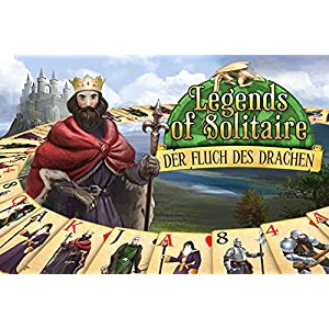 Legends of Solitaire: Der Fluch des Drachen [PC Download]