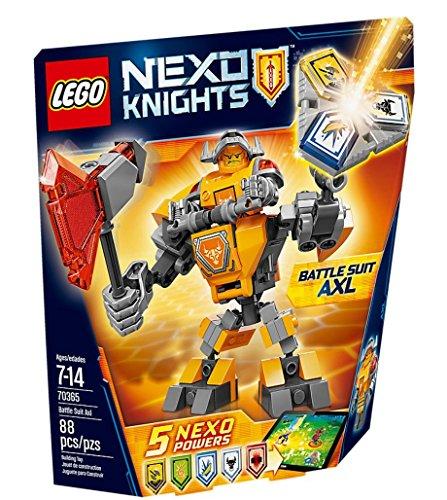 LEGO Nexo Knights 70365 - Action Axl