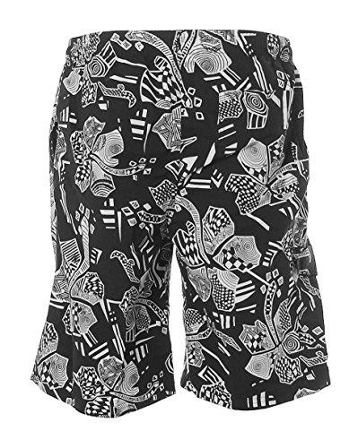 Shiwi Herren Badeshorts Shorts Badehose Boardshorts Schwarz