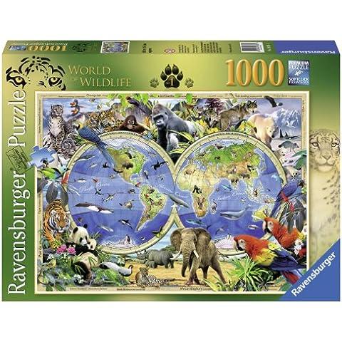 Ravensburger - Puzzle de 1000 piezas (19385)