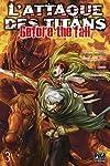 L'Attaque des Titans - Before the Fall Edition simple Tome 3