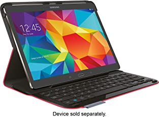 Logitech Type S Folio Keyboard Case for Samsung Galaxy Tab S 10.5 (Multicolour, 920-006756)