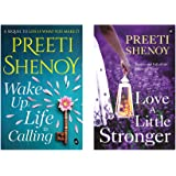 Wake Up, Life is Calling + Love a Little Stronger (Set of 2 Books)