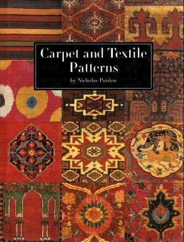 Carpet and Textile Patterns par Nicholas Purdon