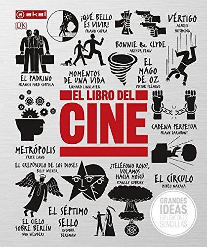 EL LIBRO DEL CINE (Grandes temas) por AA. VV.