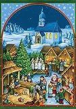 Coppenrath Advent Calendar 'Church Christmas Market' Traditional