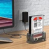 ORICO 2.5/3.5 inch USB3.1 Gen1 Hard Drive Dock (6139C3)