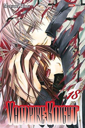 Vampire Knight Vol.18 par HINO Matsuri