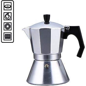die spezifische espressokocher f r induktion mit kapazit t f r 6 tassen von kaffee. Black Bedroom Furniture Sets. Home Design Ideas