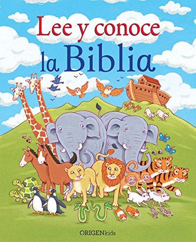 Lee y Conoce La Biblia / The Lion Easy-Read Bible