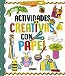 Actividades creativas con papel par Talavera
