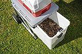 IKRA Elektro Gartenhäcksler Walzenhäcksler ILH 2800 leise robust wartungsarm 2.800W Aststärke bis 44mm für IKRA Elektro Gartenhäcksler Walzenhäcksler ILH 2800 leise robust wartungsarm 2.800W Aststärke bis 44mm