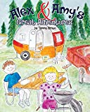 Alex and Amy's Great Adventures: Coloring book