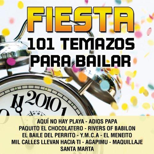 Fiesta - 101 Temazos para Bailar