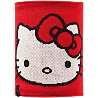Original Buff hello kitty niño neckwarmer knitted & polar fleece buff® s - neckwarmer buff para unisex, color, niño