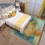 QAZ Hochwertige Super weiche Decke Designer Teppich Nordic Einfachheit abstrakten Persönlichkeit...