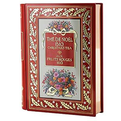 Livre thé de noël Fruits rouges bio - 24 infusettes