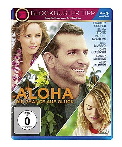 Aloha - Die Chance auf Glück [Blu-ray]