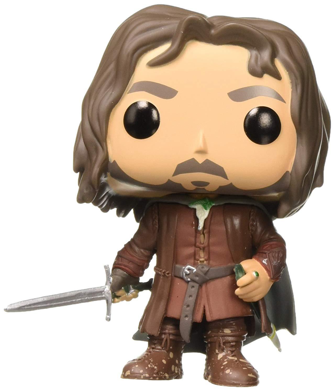 Funko Pop Aragorn (El Señor de los Anillos 531) Funko Pop El Señor de los Anillos & El Hobbit